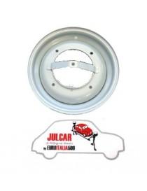 Cerchio ruota in ferro economico Fiat 500 F/L