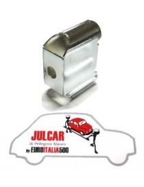Distanziale paraurti cromato Fiat 500 N/D/F/L/R