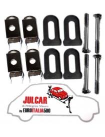 Kit montaggio paraurti Fiat 500 N/D/F/R