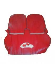 Kit fodere rosse Fiat 500 L
