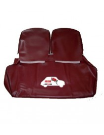 Kit fodere bordeaux Fiat 500 R