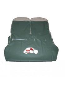 Kit fodere verdi in Vipla alta qualità Fiat 500 D