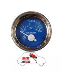 Strumento temperatura olio blu Abarth Ø 52 mm Fiat 500