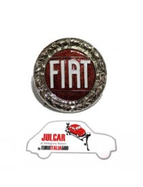 Fregio stemma centrale per griglia anteriore Fiat 500 Francis Lombardi