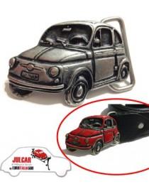 Fibbia cintura satinata Fiat 500