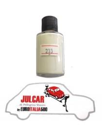 """Vernice ritocco carrozzeria cod. 233 """" Bianco """" da 30 ml Fiat 500"""