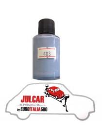 """Vernice ritocco carrozzeria cod. 403 """" Celeste Medio """" da 30 ml Fiat 500"""