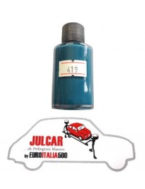 """Vernice ritocco carrozzeria cod. 419 """" Blu Turchese """" da 30 ml Fiat 500"""