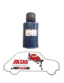 "Vernice ritocco carrozzeria cod. 449 "" Blu Medio "" da 30 ml Fiat 500"