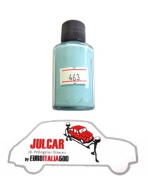 """Vernice ritocco carrozzeria cod. 463 """" Turchese Farfalla"""" da 30 ml Fiat 500"""