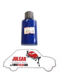 "Vernice ritocco carrozzeria cod. 498 "" Blu Oriente "" da 30 ml Fiat 500"