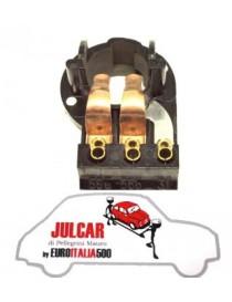 Supporto porta lampadina faro anteriore Bianchina