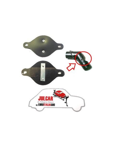 Kit riparazione bocchette aria riscaldamento abitacolo Fiat 500