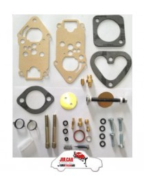 Kit revisione completo carburatore Weber 28 IMB Fiat 500 - 126
