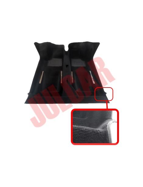 Moquette nera in Bouclè alta qualità Fiat 500