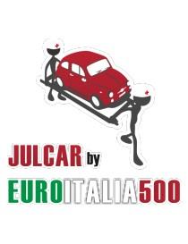 Rivestimento frontale anteriore senza foro Fiat 600