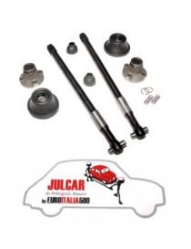Kit semiassi completo 25 mm ALTA QUALITA' Fiat 500 F/L/R