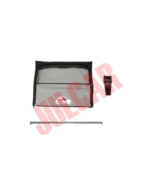 Kit capote con maniglia in plastica e barra posteriore Fiat 500 F/L/R