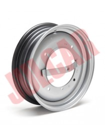Cerchio ruota in ferro OMOLOGATO Alta Qualità Fiat 500 F/L