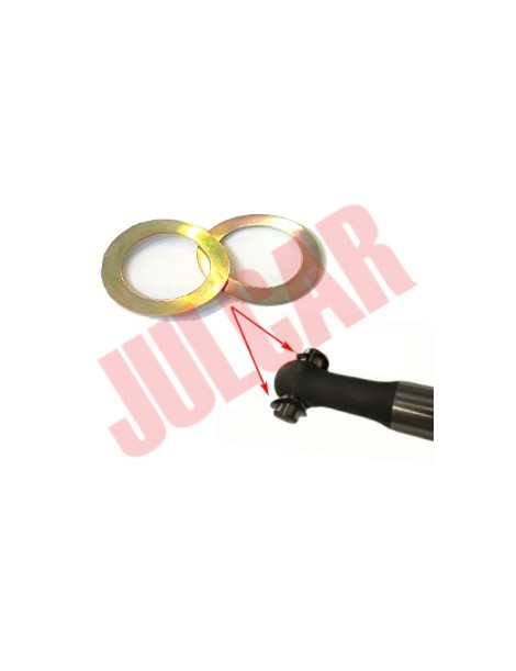 Coppia rondelle elastiche semiassi Fiat 500 / 126