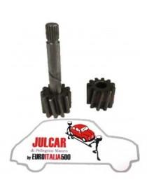 Ingranaggi pompa olio Fiat 500 Giardiniera
