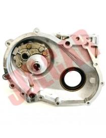 Coperchio distribuzione Nuovo completo di pompa olio Fiat 126 adattabile a Fiat 500