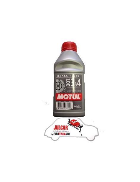 Olio freni Motul Dot 3&4 0.5 L Fiat 500