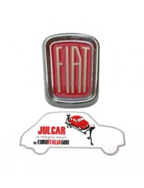 Fregio anteriore Fiat 500 L in plastica cromata