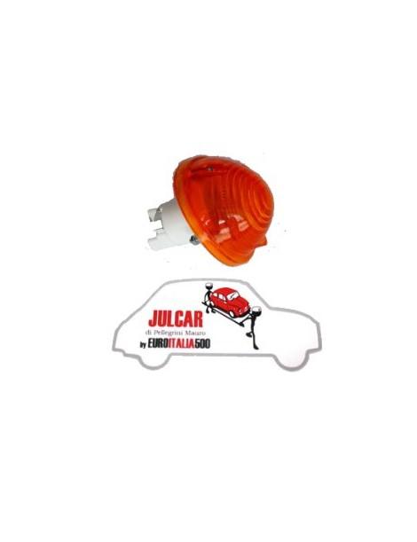 Fanalino anteriore arancione Fiat 500 F/L/R