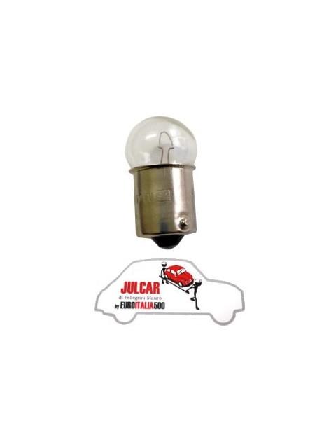 Lampadina per fanalino targa 12V 10W Fiat 500