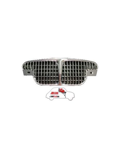 Fregio anteriore in plastica 500 Giardiniera - Bianchina
