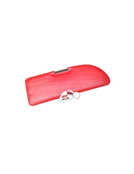 Pantina parasole rossa Fiat 500