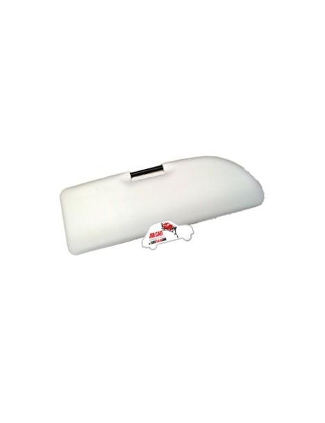 Pantina parasole bianca Fiat 500