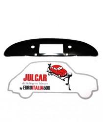 Guarnizione fanalino targa Fiat 500
