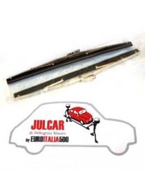 Coppia spazzole tergi Fiat 500 D/F/Giard