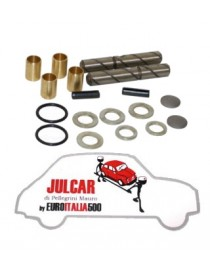 Kit di revisione fuselli con boccole in ottone Fiat 500
