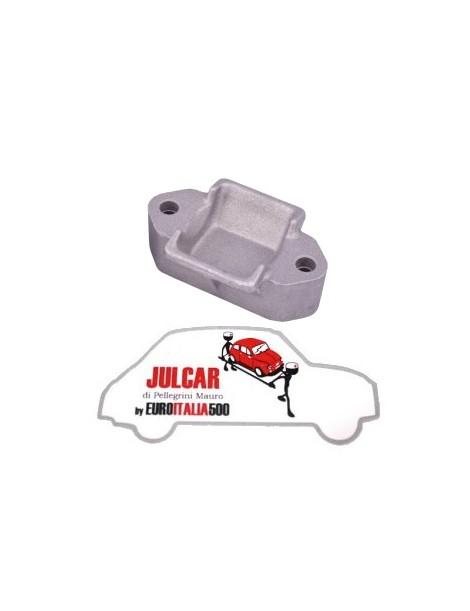 Supporto superiore per tassello in gomma balestra Fiat 500/126