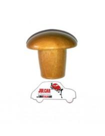 Pomello leva marce a funghetto in legno Fiat 500