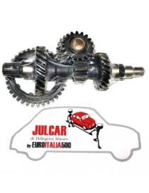 Kit tripla cambio Fiat 500 D/F/L/Giard