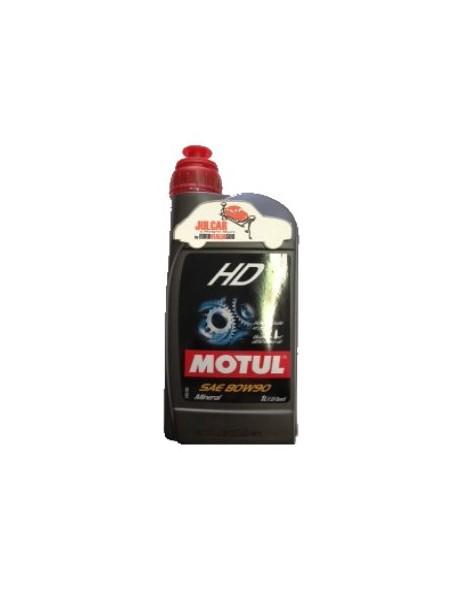 Olio cambio Motul HD 80W90 1 L Fiat 500
