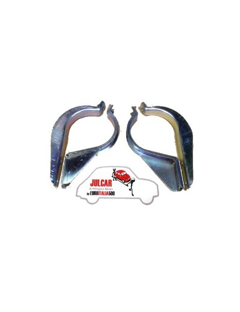 Kit staffe marmitta Fiat 500 R / 126