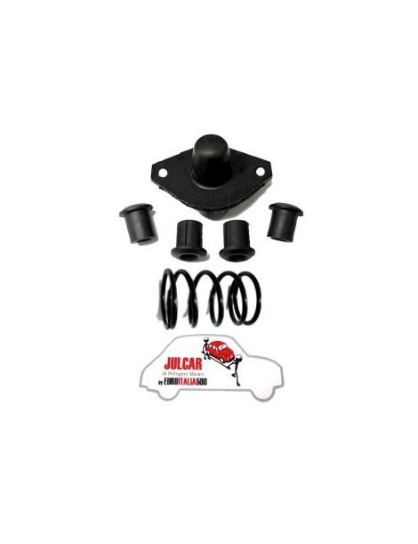 Kit supporto motore completo con molla Fiat 500 N/D/F/L