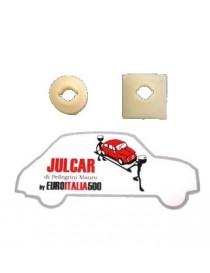Coppia isolanti spinterogeno Fiat 500 N/D/F/L