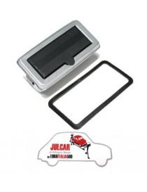 Posacenere con bordo in alluminio Fiat 500 D / F / R / Giard