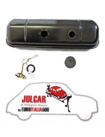 Kit serbatoio benzina completo con tappo e galleggiante Fiat 500 F/R