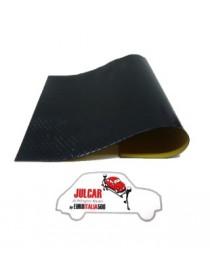 Foglio catramato insonorizzante adesivo per pianali 50x50 cm Fiat 500
