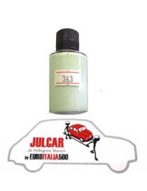 """Vernice ritocco carrozzeria cod. 363 """" Verde Chiaro """" da 30 ml Fiat 500"""