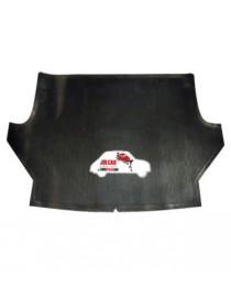 Tappeto in gomma pianale posteriore Fiat 500 Giardiniera