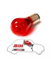 Lampadina rossa doppio filamento 12V 21/5W Fiat 500