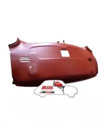 Rivestimento frontale anteriore Autobianchi Bianchina 1^ serie con feritoie